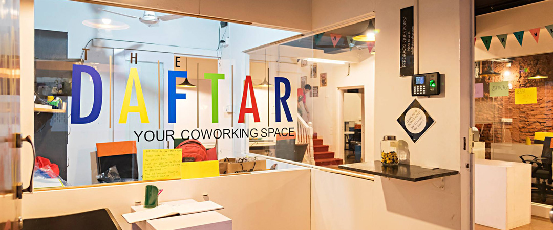 Coworking space and shared office space for Shared office space design